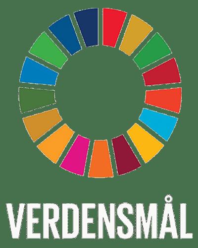 FN verdens mål Footer