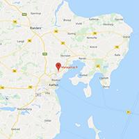 Anders Andersen Rengøring Google Maps Lystrup