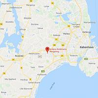 Anders Andersen Rengøring Google Maps Taastrup