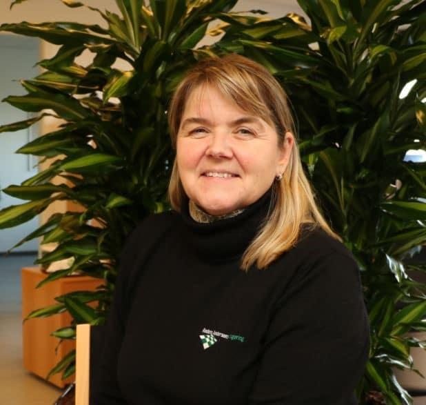 Driftschef Helle Skov-Andersen