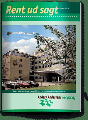 Rent ud sagt magasin - Forår 2010