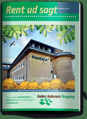 Rent ud sagt magasin - Forår 2012