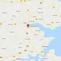 Anders Andersen Rengøring Google Maps Vejle