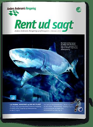 Rent ud sagt magasin -  Efterår 2015