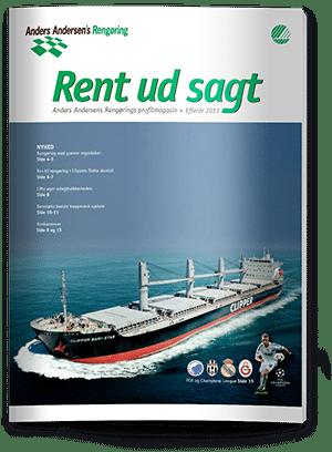 Rent ud sagt magasin -  Efterår 2013
