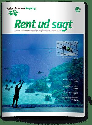 Rent ud sagt magasin -  Forår 2013