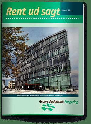 Rent ud sagt magasin - Efterår 2011