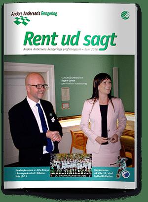 Rent ud sagt magasin - juni 2016