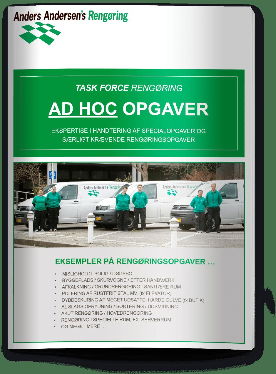 AD-hoc service